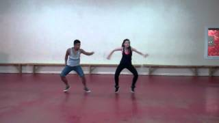 Phoenix - Lisztomania (Alex Metric Remix) | VJ Frijas Choreography