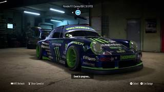 NEED for SPEED speed list racing