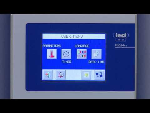 IECI PFG SERIES 1Z - B28 -THERMOREGULATOR INSTALLATION AND START UP