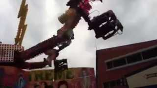 Skegness-extreme speed