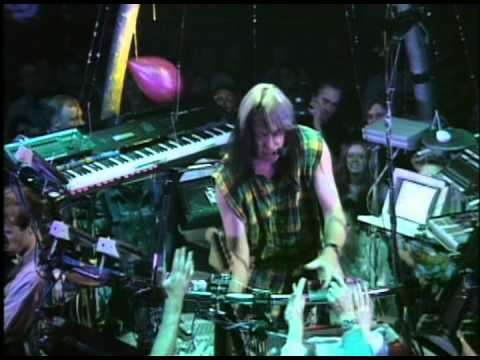 1994 - Todd Rundgren (TR-i) - 'International Feel'