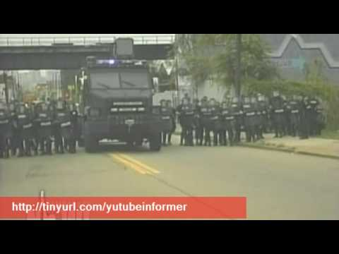 2009 G-20 Summit Pittsburgh New Footage