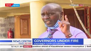 Governors under fire as 2 governors face impeachment