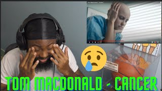 "WHAT DONT KILL YOU MAKES YOU STRONGER! | Tom MacDonald - ""Cancer"" 