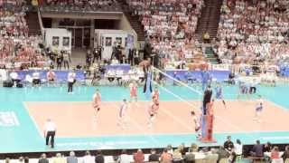 FIVB Volleyball World League in Poland - what it
