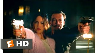 Baby Driver (2017) - Tequila Shootout Scene (5/10) | Movieclips
