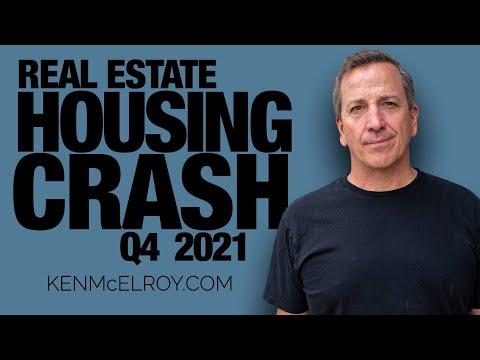 Real Estate Housing Crash Q4 2021