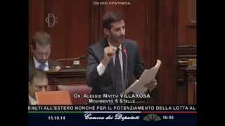 Alessio Villarosa (M5S):