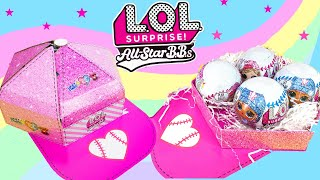 LOL Surprise All Star BBs Lucky Stars VS Heart Breakers Unboxing