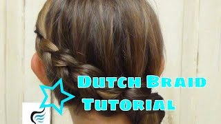 Katniss Everdeen Braid Hairstyle