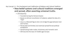 history review through 600 ce Christianity - major belief systems through 600 ce - ancient stuff: around 8000 bce to around 600 ce - the ap world history review - cracking the ap.