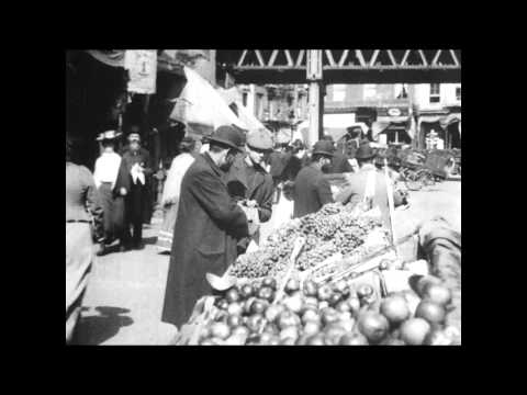 The Lives of Jewish American Immigrants