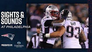 Patriots Mic'd Up vs. Eagles (Week 11) | Sights & Sounds