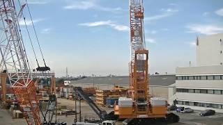 内宮運輸機工(株)SL16000 構内組立 64倍速