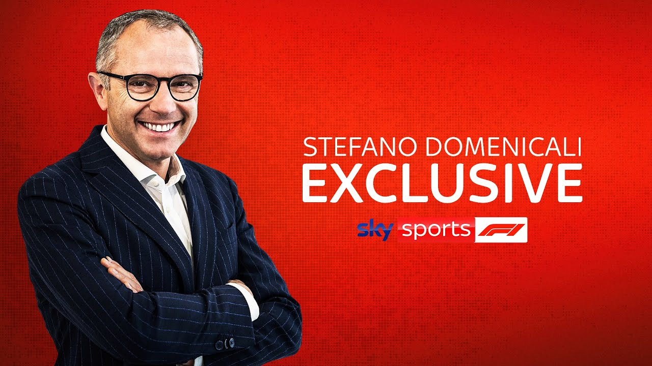 EXCLUSIVE: New F1 boss Stefano Domenicali outlines vision and 2021 hopes 🏎️