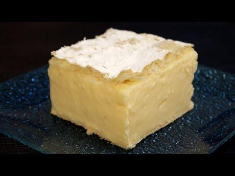 Krempita recept - Vanilla Slice Recipe