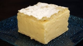 Krempita Recept - Vanilla Slice Recipe