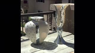 Wedding Vlog Series: A 7.00 Treasure! Mirror Tile Vase 2