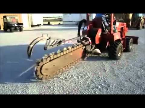 2004 Ditch Witch 3700DD trencher for sale | sold at auction November 29, 2011