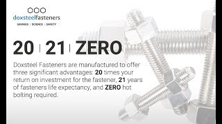 Meet The Worlds Smartest Fastener - Doxsteel Fasteners