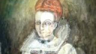 Countess Elizabeth Báthory, Bloody Lady of Čachtice.