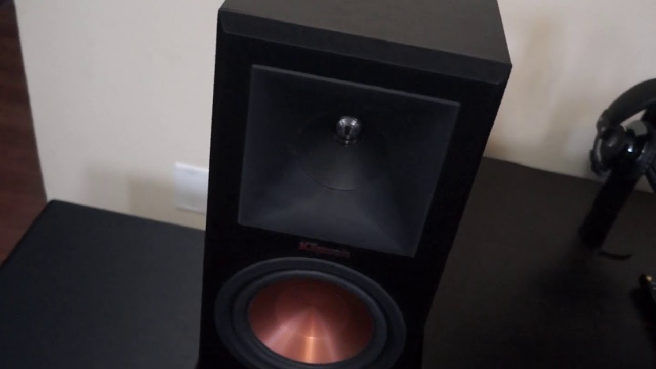 klipsch home theater setup tour 5 2 2 Dolby Atmos (1st)