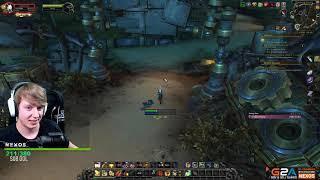 ROZMOWY PRZEGRYWÓW, PODRYWANIE DZIEWCZYN - World of Warcraft: Battle for Azeroth