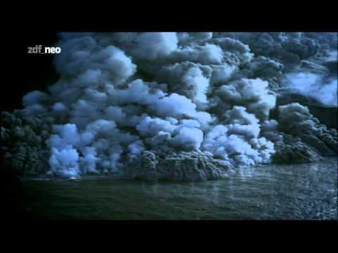 Ausbruch des Krakatau 1883avi