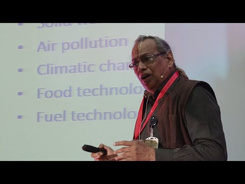The Plastic Man of India | R. Vasudevan | TEDxSRMKattankulathur