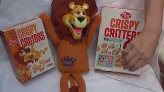Linus The Lionhearted pull string Talking  Toy 1965 Post Cerea…