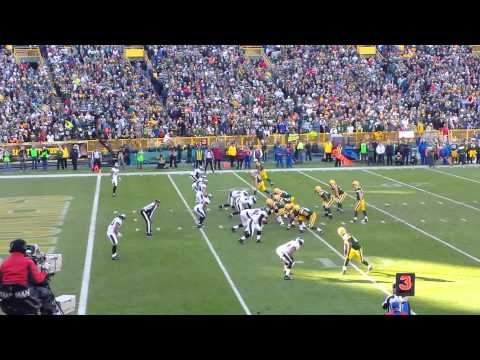 Scott Tolzien First NFL touchdown taken away