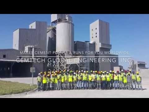 50t/h Cement Grinding Center - Beira ⁄ Mozambique