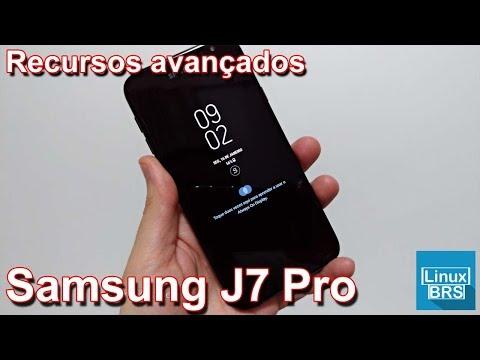 Samsung Galaxy J7 Pro Recursos Avancados Youtube