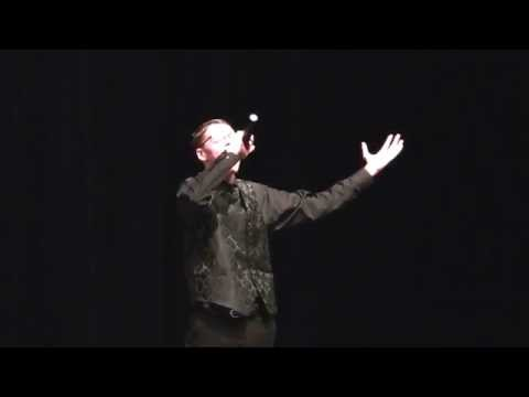 Cameron Nelson sings Corner of the Sky cover (Pippin) at BGHS Concert 5-19-2015