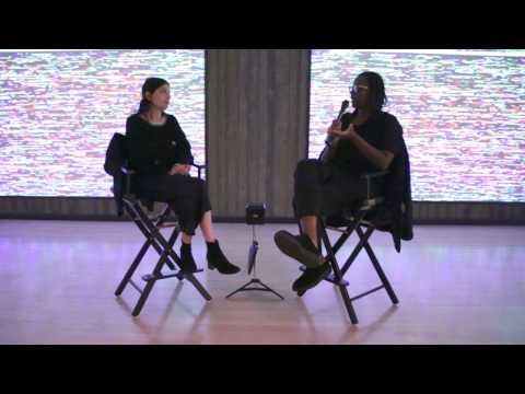 Mickalene Thomas and Rebecca Matalon in Conversation