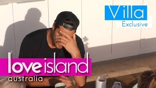 Justin can't stop eating biscuits | Love Island Australia 2018