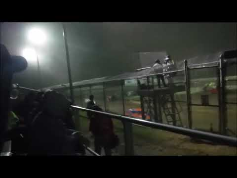 Accord Speedway - November 25, 2017 - Crate vs Open Sportsman