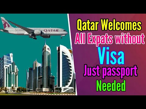 Qatar's new free visa rule for 88 countries including India | Need only passport to travel