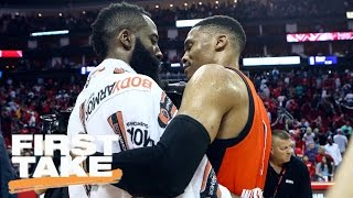 Molly Qerim Vehemently Against Co-MVPs | Final Take | First Take | April 7, 2017