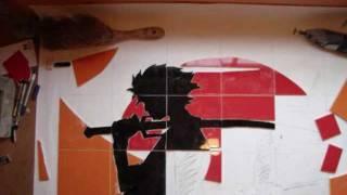 Samurai Champloo Tiletableau (Fat Jon - Your Purpose)