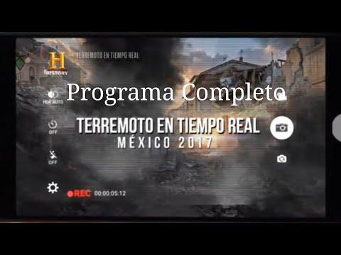 Terremoto En Tiempo Real | Documental Completo + Detrás De Cámaras 19 Septiembre 2018 🔥 🔴