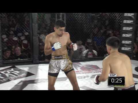 Yenok Kopushyan vs Ismael Cruz presented by Spar Star tions on 3182017
