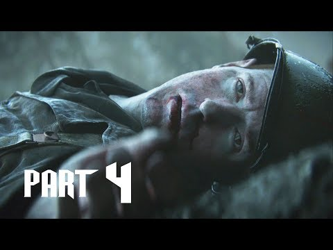 Call Of Duty: WWII - Gameplay Walkthrough - Part 4 - Battle of the Bulge