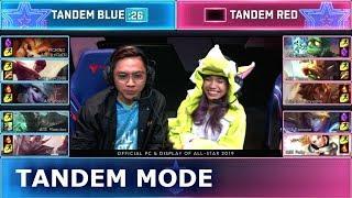 Tandem Mode Show Match (ft. Uzi, Tian, GoDlike, Stanley) | Day 3 2019 LoL All Star Event