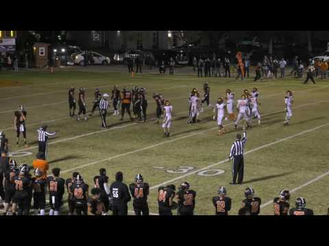 James Monroe vs Brentsville HD