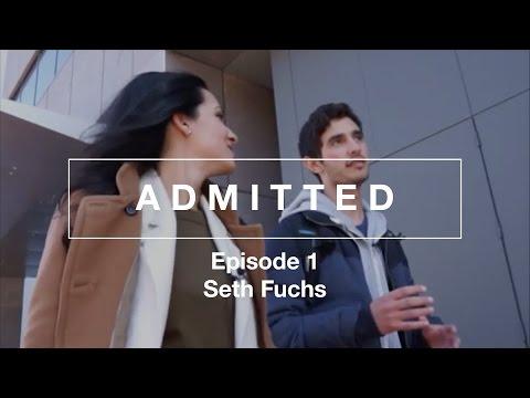 """Admitted"" Episode 1: Seth Fuchs"