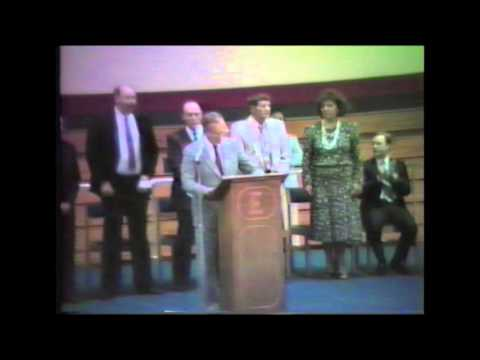 "Edmonson County Middle School - 8th Grade ""Graduation"" (1988)"