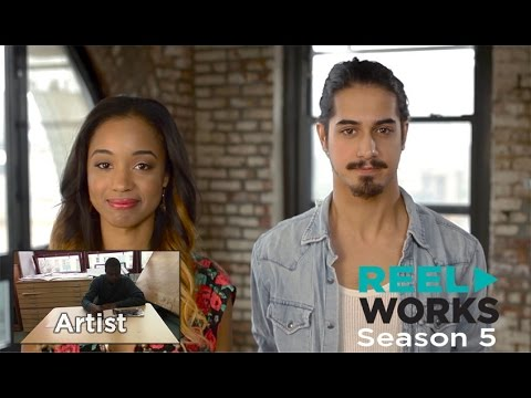 Reel Works With Avan Jogia And Erinn Westbrook: Artist