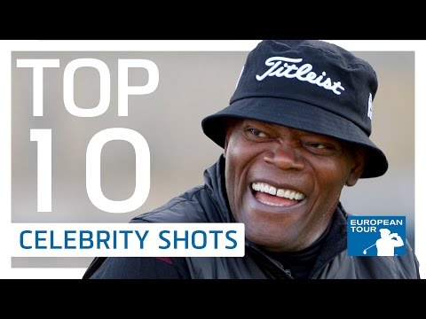 Top 10 Celebrity Shots - Alfred Dunhill Links Championship