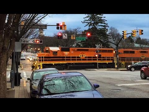 Maryland Midland E/B Stone Train 4/3/17